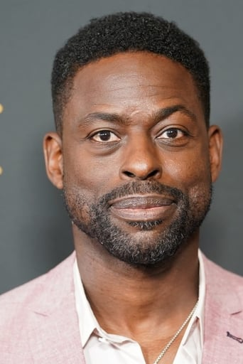 Sterling K. Brown alias Randall Pearson