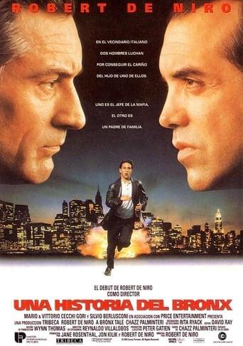 Poster of Una historia del Bronx