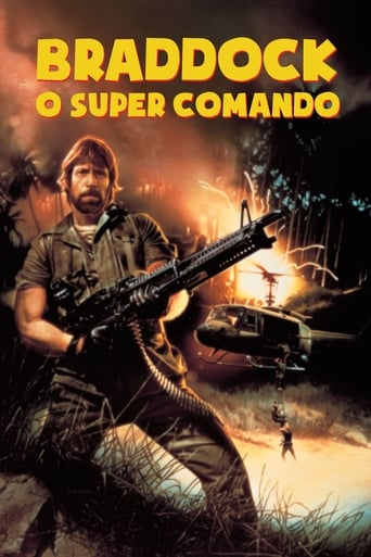 Braddock: O Super Comando - Poster