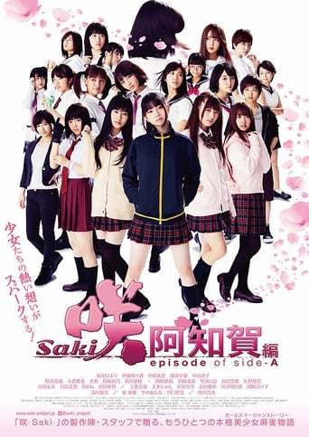 Saki Achiga-hen: Episode of Side-A Movie Poster
