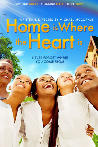 Poster of Home Is Where The Heart Is