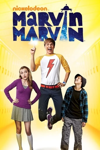Poster of Marvin Marvin