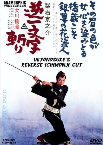 Watch Ukyunosuke's Reverse Ichimonji Cut Free Online Solarmovies