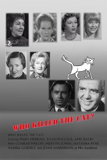 Poster of Who Killed the Cat?