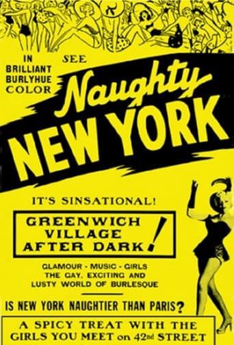 Poster of Naughty New York