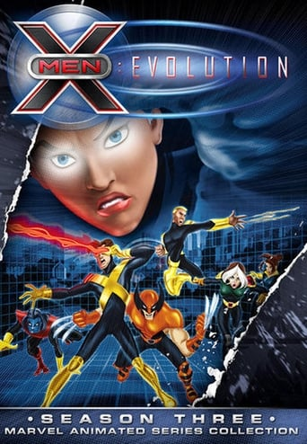 X-Men Evolution S03E06