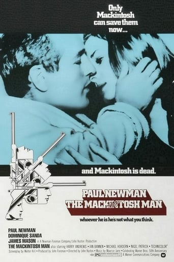 Poster of The MacKintosh Man