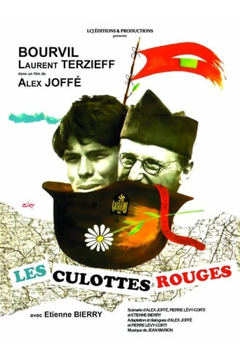 Poster of Les culottes rouges