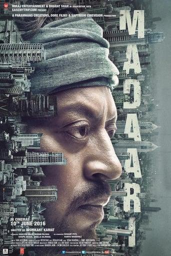 Poster of मदारी