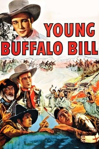 Poster of Young Buffalo Bill