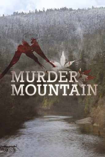 Murder Mountain Welcome to Humboldt County 1ª Temporada - Poster