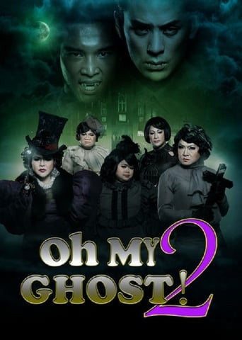 Oh My Ghost 2 poster
