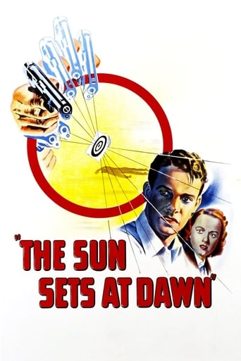 Poster of The Sun Sets at Dawn