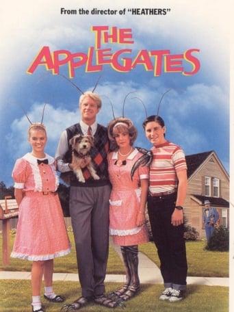 Poster of Meet the Applegates fragman