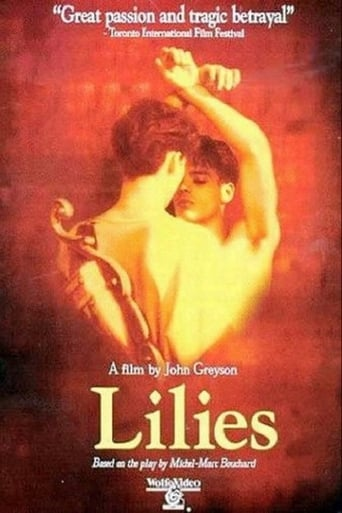 poster of Lilies