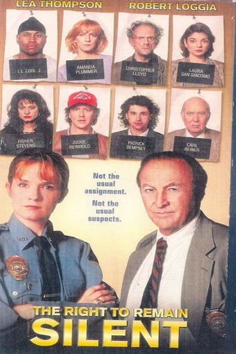 Poster of The Right to Remain Silent