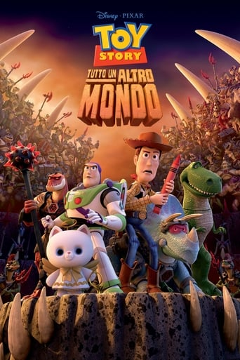 Cartoni animati Toy Story: Tutto un altro mondo - Toy Story That Time Forgot
