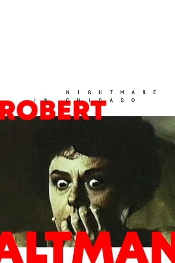 Poster of Nightmare in Chicago