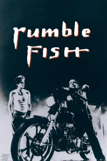 Poster of Rumble Fish
