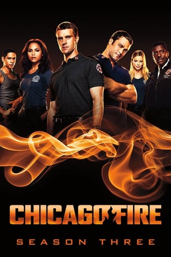 Chicago Fire (2014) 3 Sezonas EN