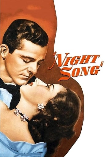Poster of Night Song