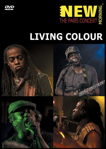 Living Colour : The Paris Concert  at New Morning