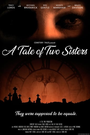 Poster of Cemetery Tales: A Tale of Two Sisters