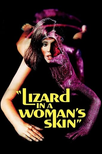 Poster of A Lizard in a Woman's Skin
