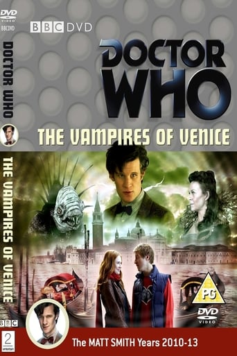 Poster of Doctor Who: The Vampires of Venice fragman