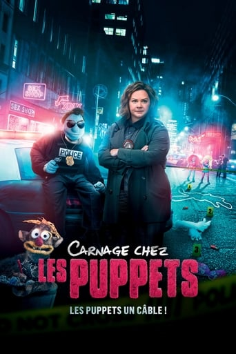 Poster of Carnage chez les Puppets