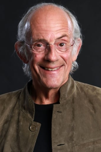 Christopher Lloyd alias David Mansell