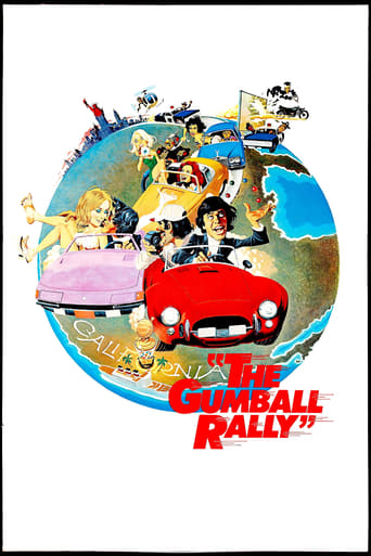 Poster of The Gumball Rally