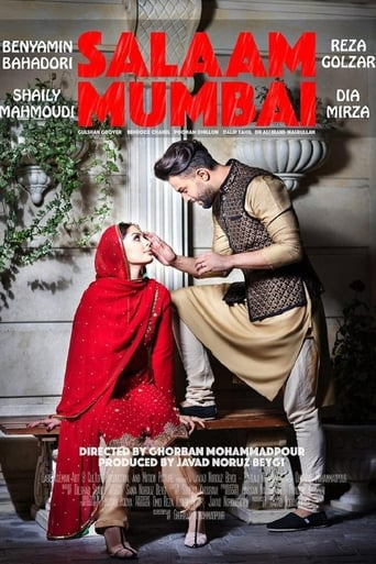 Poster of Salaam Mumbai