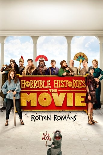 Horrible Histories: The Movie - Rotten Romans Movie Poster