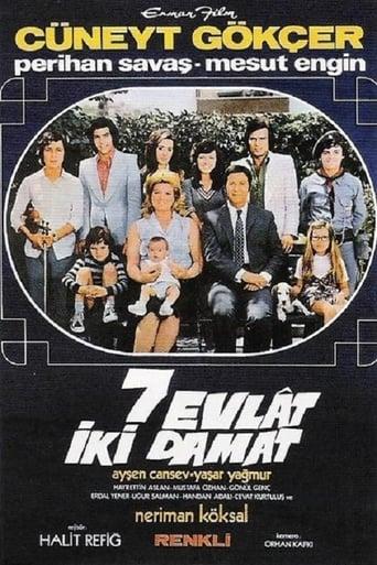 Poster of Yedi Evlat İki Damat