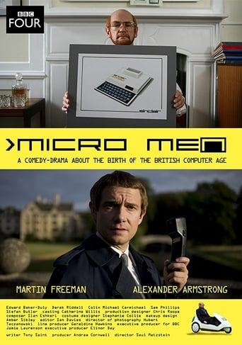 Poster of Micro Men