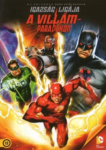 Poster of Az Igazság Ligája: A Villám-paradoxon