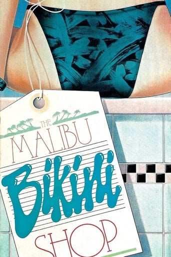 Poster of The Malibu Bikini Shop