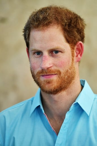 Image of Prince Harry Windsor