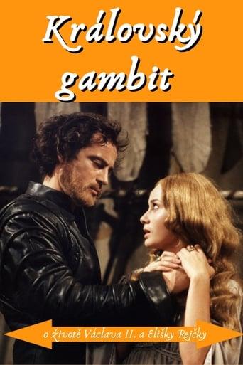 Poster of Královský gambit
