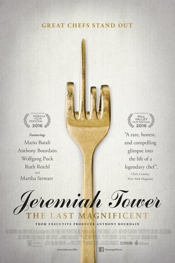 Poster of Jeremiah Tower: The Last Magnificent