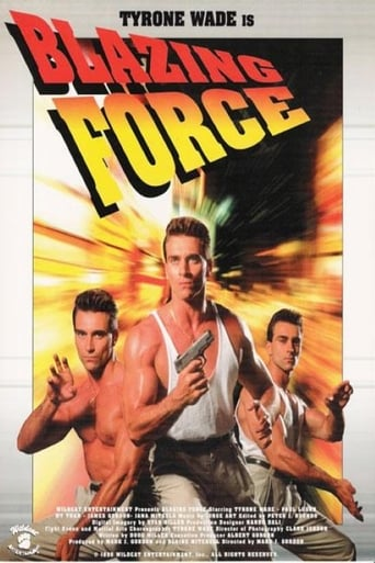 Poster of Blazing Force