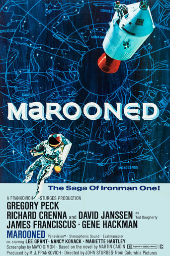Poster of Marooned