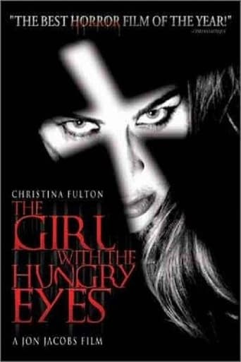 Poster of The Girl with the Hungry Eyes