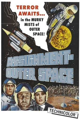 'Assignment: Outer Space (1960)