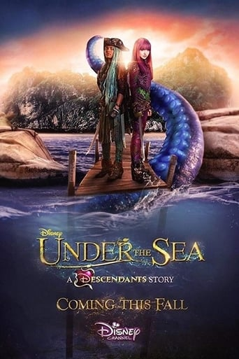 Poster of Under the Sea: A Descendants Story