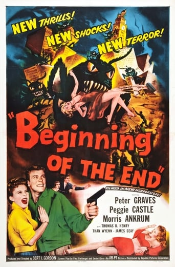 Poster of Beginning of the End