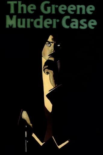 Poster of The Greene Murder Case