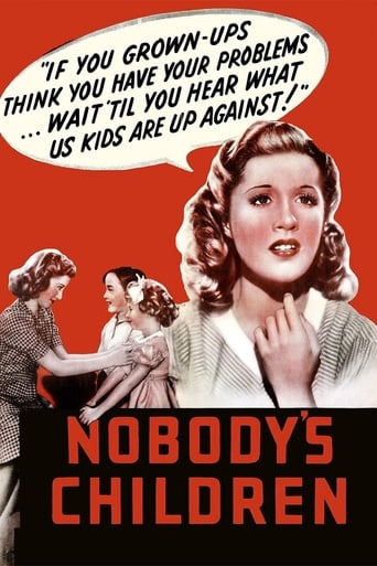 Poster of Nobody's Children