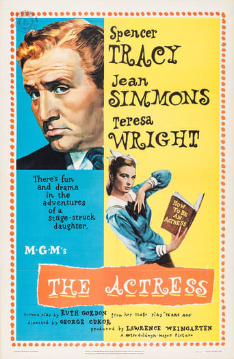 The Actress Movie Poster